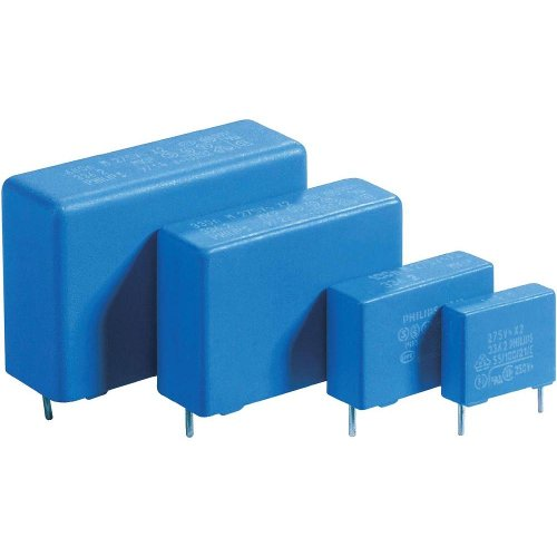 Пленочные конденсаторы