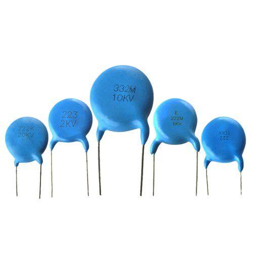 5пФ 3кВ Керамический высоковольтный конденсатор