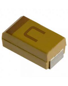 10мкФ 10В Тип: (C) Конденсатор танталовый SMD