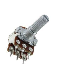 16K2 KC 2 кОм Резистор переменный