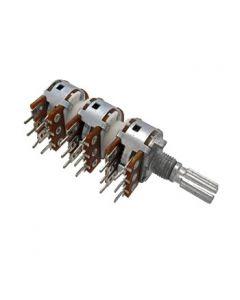16K6 KC 100 кОм Резистор переменный