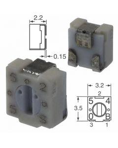 3313J-1-104 100 кОм Резистор подстроечный