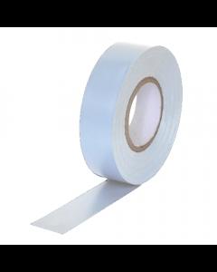 Изолента белая 15мм 20м