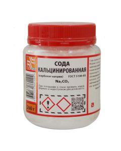 Сода кальцинированная 200г