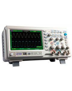 ADS1102CAL+ цифровой осциллограф 100 Мгц