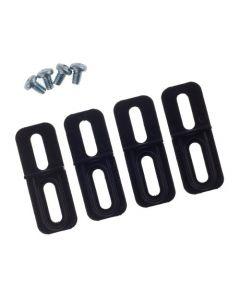 ALMF-001BK (комплект 4 шт)