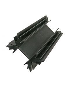 BLA028-100 Радиатор (25x42x100) (HS211-100)