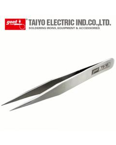 TS-10 пинцет из нержавеющей стали (~120мм) GOOT