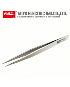 TS-11 пинцет из нержавеющей стали (~140мм) GOOT