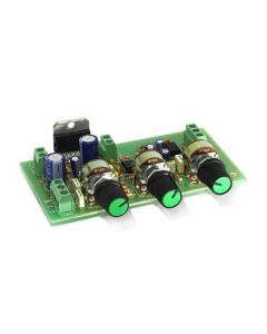 K160 УНЧ TDA7377 стерео с темброблоком 2х30Вт