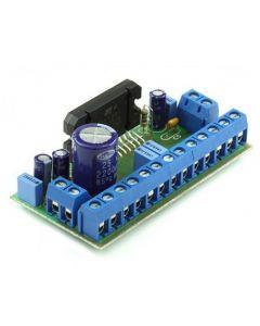 K215B (УНЧ 4x40W TDA7386)