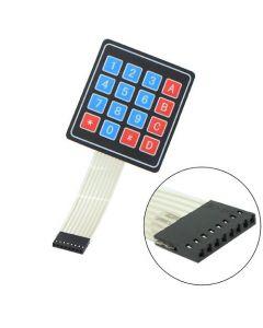 Клавиатура плёночная 4х4