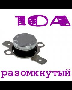 5°C 10А 250В Термостат KSD301-NO разомкнутый