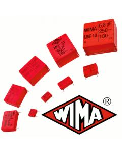 MKP-10 0,1мкФ 400в конденсатор WIMA