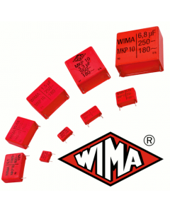 MKS-4 0,47мкФ 250в конденсатор WIMA