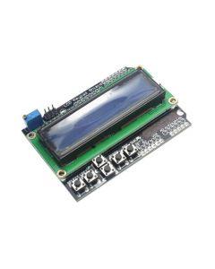 Модуль LCD Keypad Shield