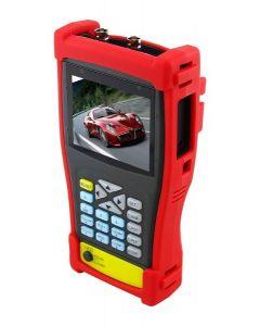NF-701 тестер систем видеонаблюдения