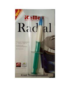 Теплопроводный клей Radial