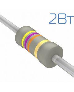 0,3 Ом 2Вт 5% резистор