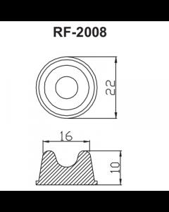 RF-2008 Ножка приборная