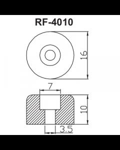RF-4010 Ножка приборная