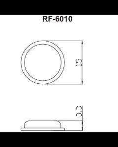 RF-6010 Ножка приборная