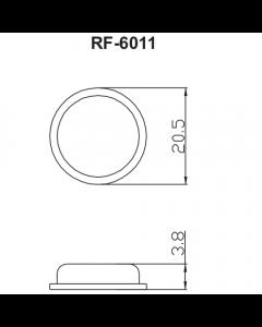 RF-6011 Ножка приборная