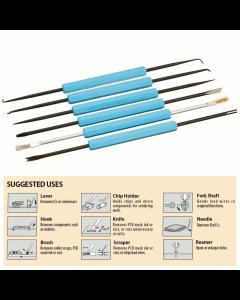 goot SA-10, вспомогательный инструмент для пайки (6 шт.)