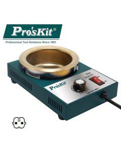 SS-554B Pro'sKit Ванна для лужения(диаметр 100мм,глубина 40мм) 300вт