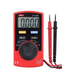 UT120B компактный мультиметр автомат