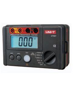 UT501 измеритель сопротивления изоляции