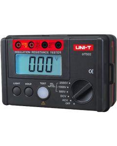 UT502 измеритель сопротивления изоляции
