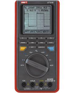 UT81B Мультиметр-осциллограф цифровой портативный UNI-T