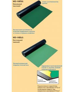 goot WD-12DLG, антистатический коврик 1х2м (гибкий)