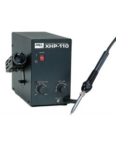 goot XHP-110, паяльная станция горячего воздуха с мини феном 220-240В