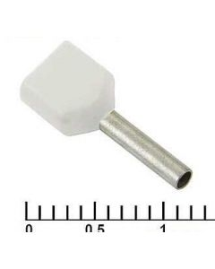 DTE00508 white (1x8mm)