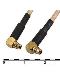 MMCX-JW3/MMCX-JW3-RG316-30
