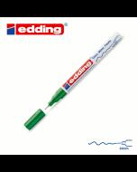 EDDING 780 Маркер стекло, металл, пластик d=0,8мм (зеленый)